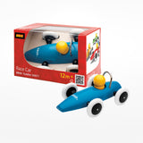 Brio race car - blue