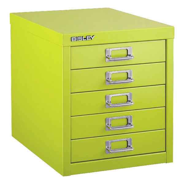 Bisley MultiDrawer (5 drawer) - mimosa