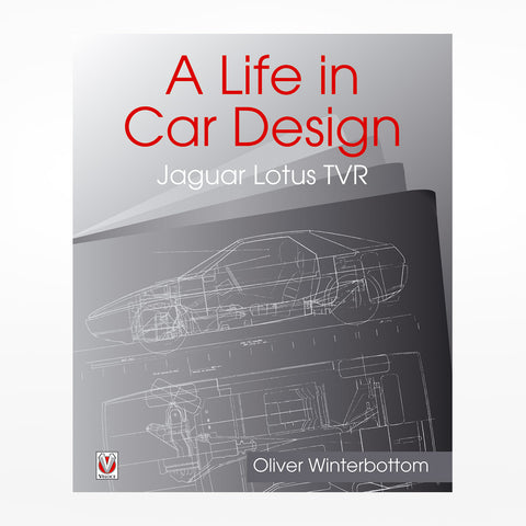 A Life in Car Design