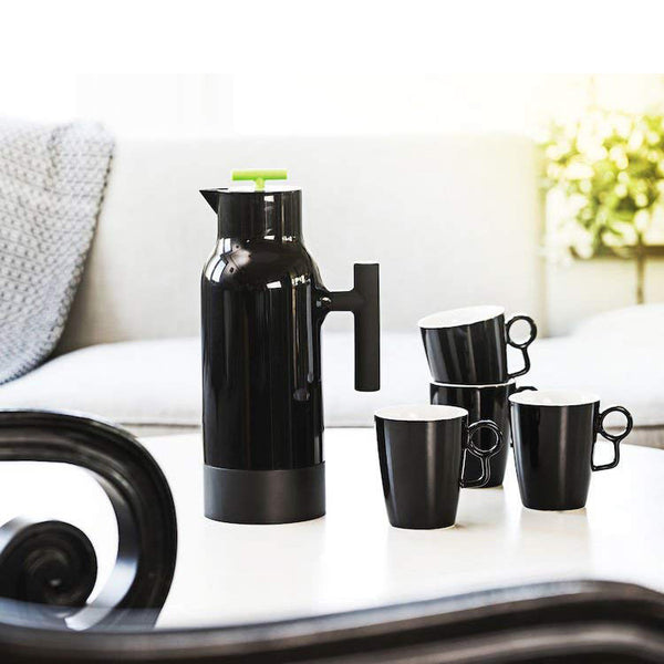 Accent Coffee Pot