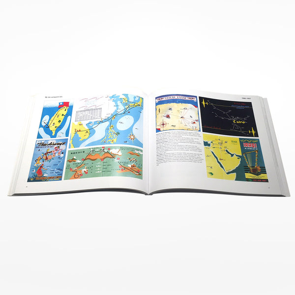 Airline Maps: A Century of Art and Design - SOLD OUT