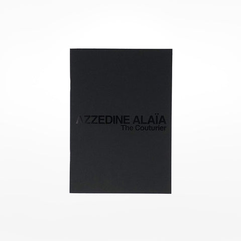 Azzedine Alaïa Notebook
