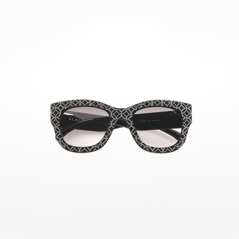 Alaïa Studded Sunglasses
