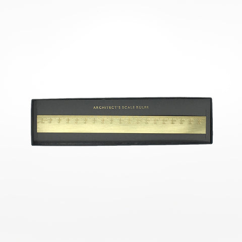 Architect's Scale Ruler