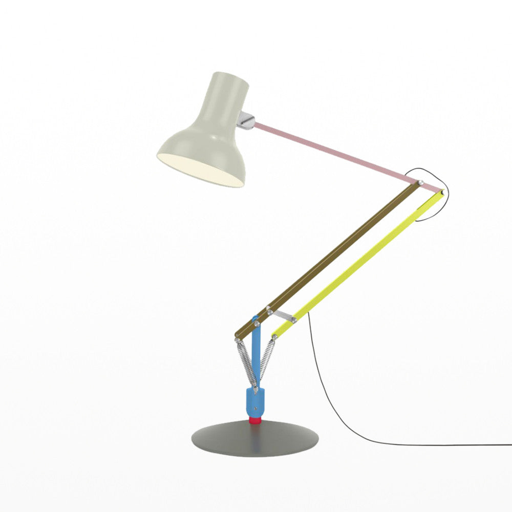 Anglepoise type 75 giant floor lamp paul smith design museum shop - Giant anglepoise lamp ...