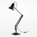 Anglepoise original 1227 desk lamp - jet black