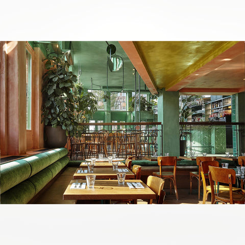 Appetizer: New Interiors for Restaurants and Cafés