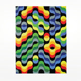 Arc Pattern Jigsaw Puzzle
