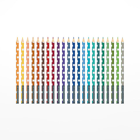 An Architect's Colouring Pencil Set