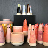 Studio Arhoj ghost ceramics