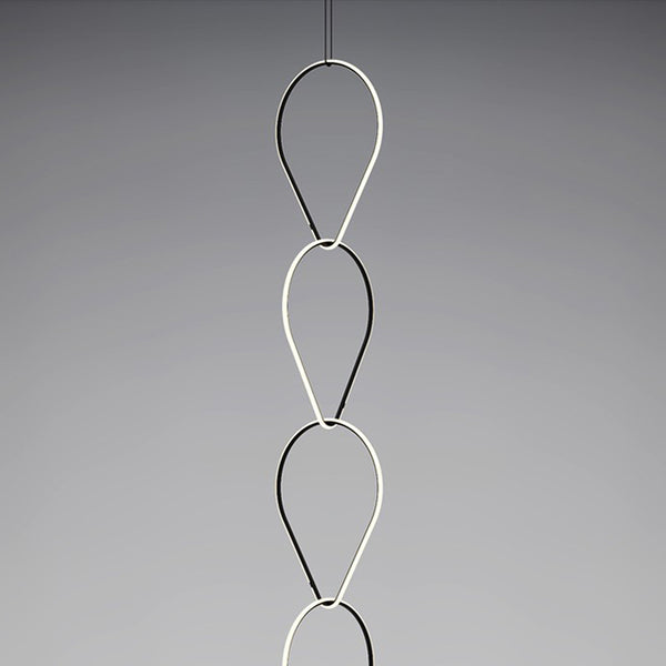 Flos lighting: Arrangement 2 - Tear Drop