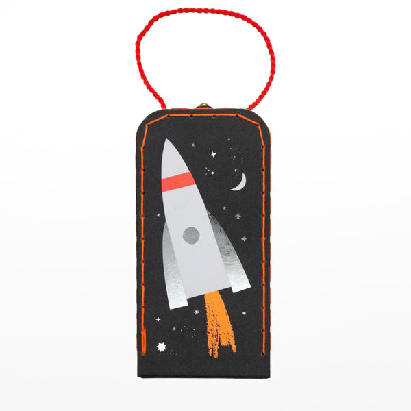 Mini Astronaut and Suitcase