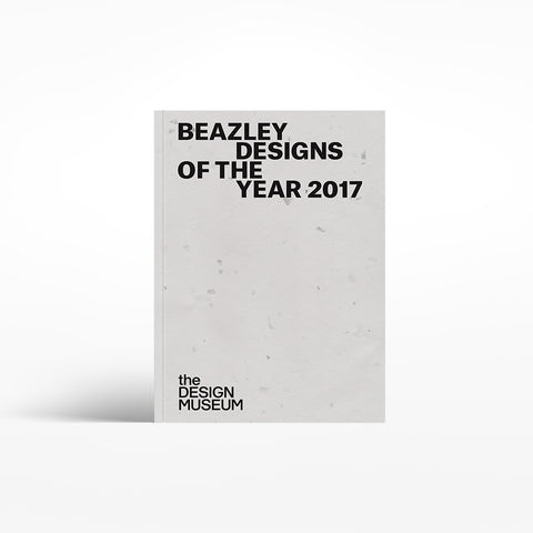 Beazley Designs of the Year 2017 Catalogue
