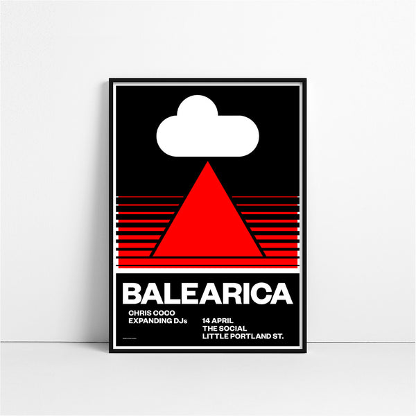 Balearica 14 April Print