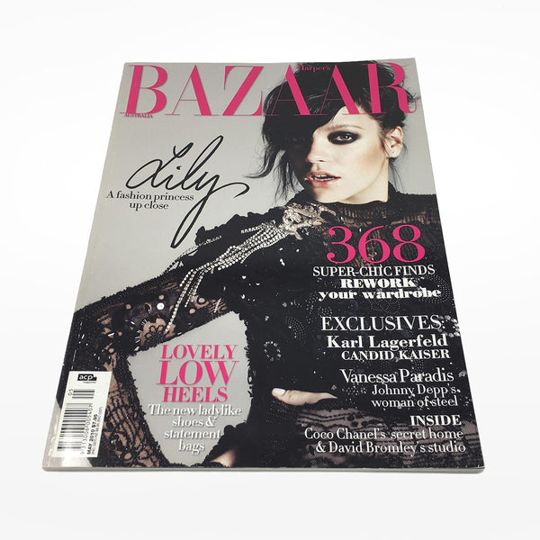 Vintage BAZAAR Magazine - May 2010