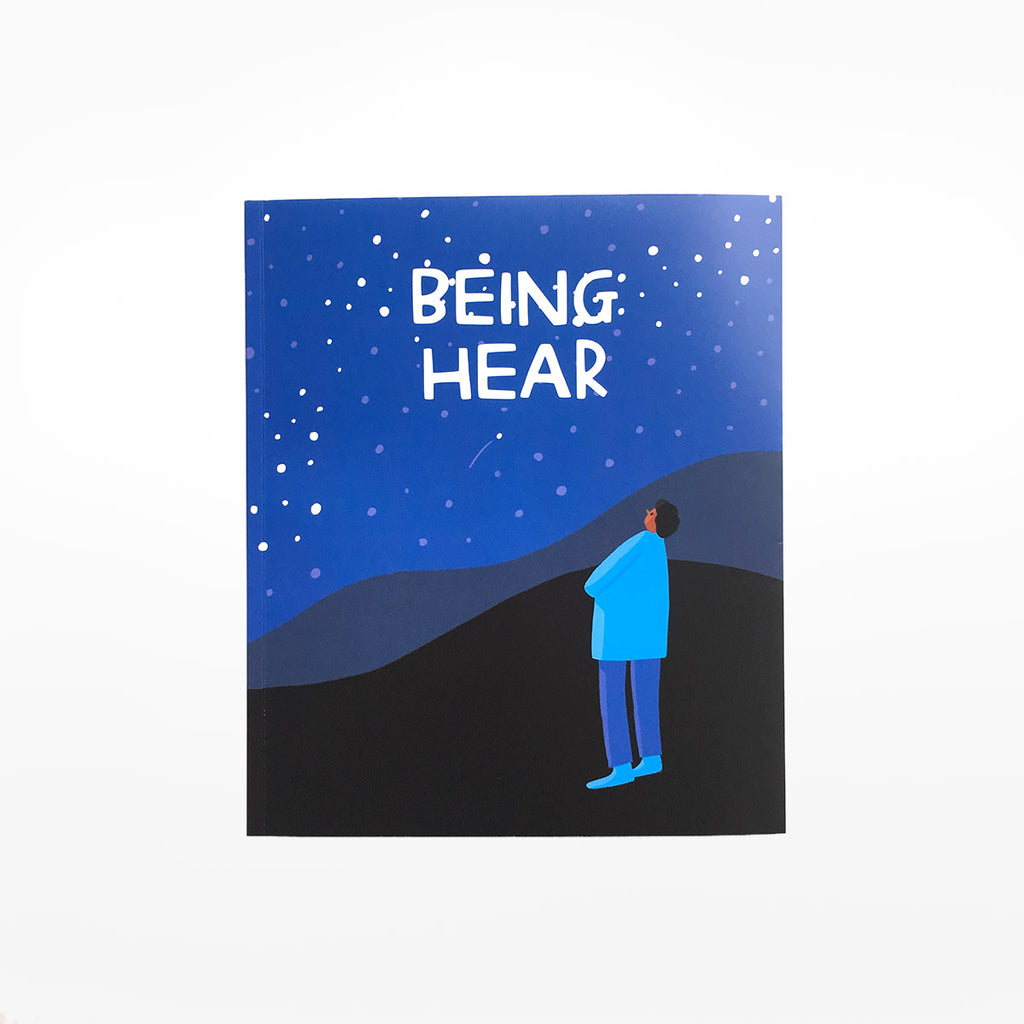 Being Hear: A book about being present and listening