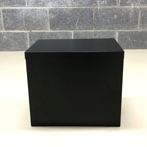 Bisley 5 Drawer Unit - Black (Ex-Display)