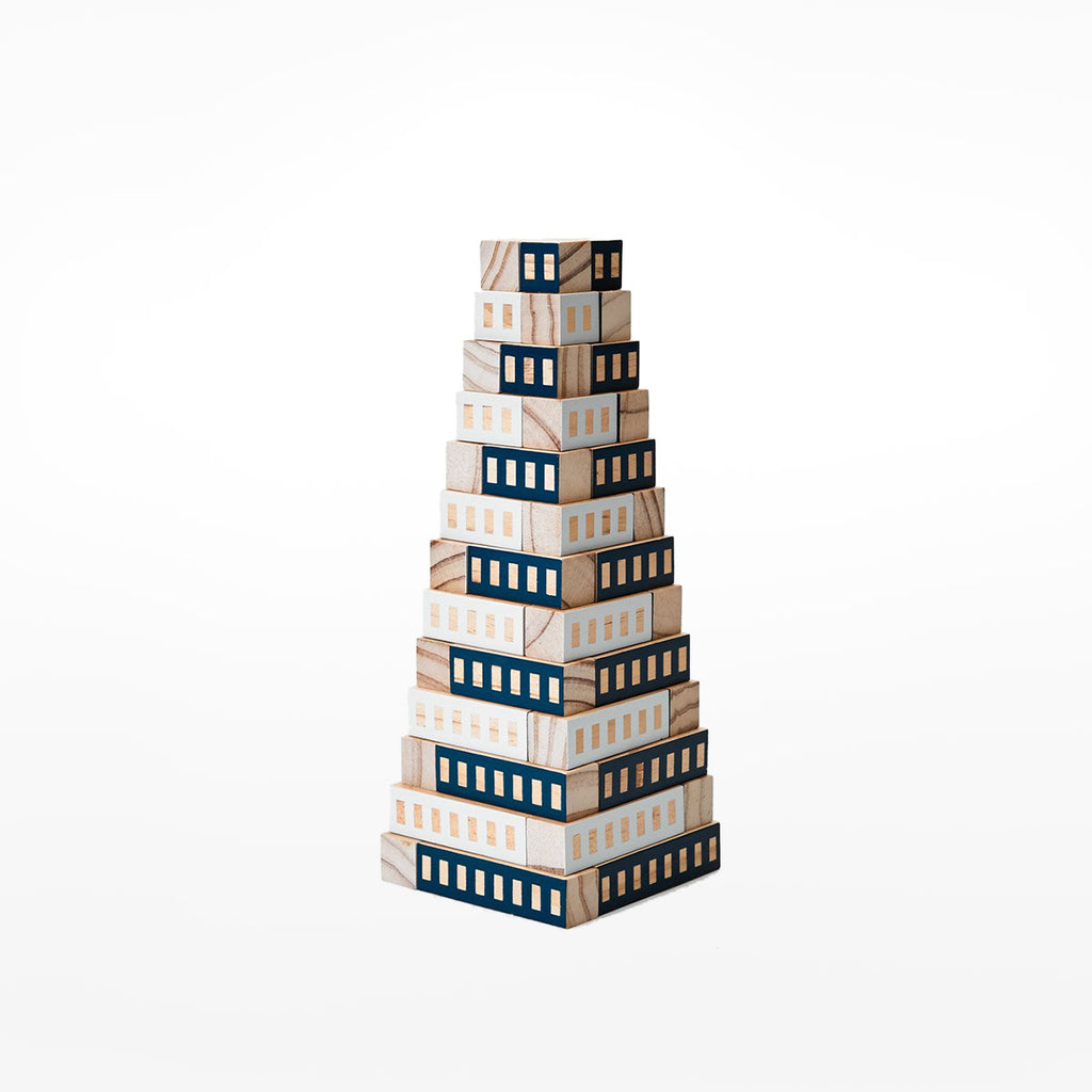 Blockitecture Tower building blocks