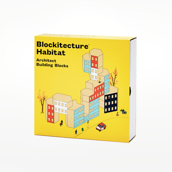 Blockitecture Habitat building blocks