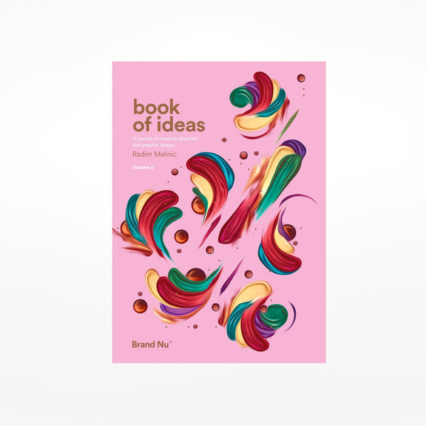 Book of Ideas Vol.2: a journal of creative direction and graphic design