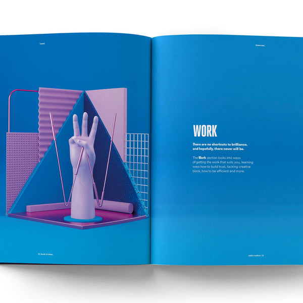 Book of Ideas Vol.1: A Journal of Creative Direction and Graphic Design
