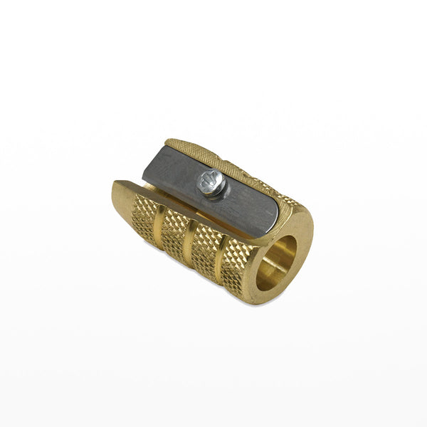 Mobius & Ruppert brass single sharpener