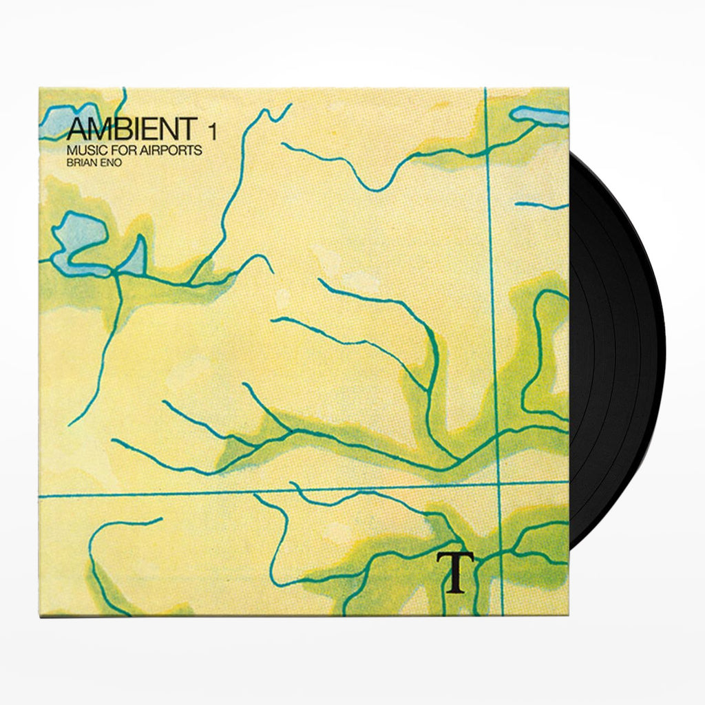 Brian Eno: Ambient 1: Music For Airports (1LP)