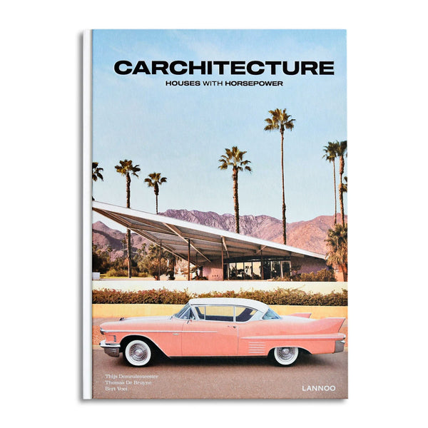 Carchitecture: Houses with Horsepower