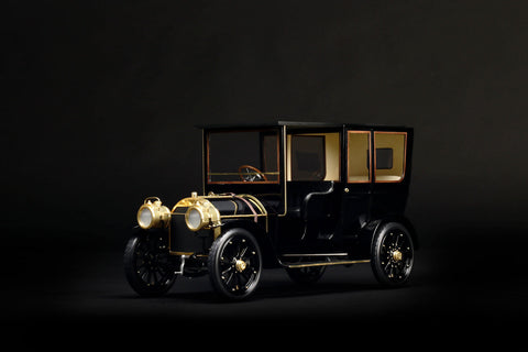Cartier Model of a Car