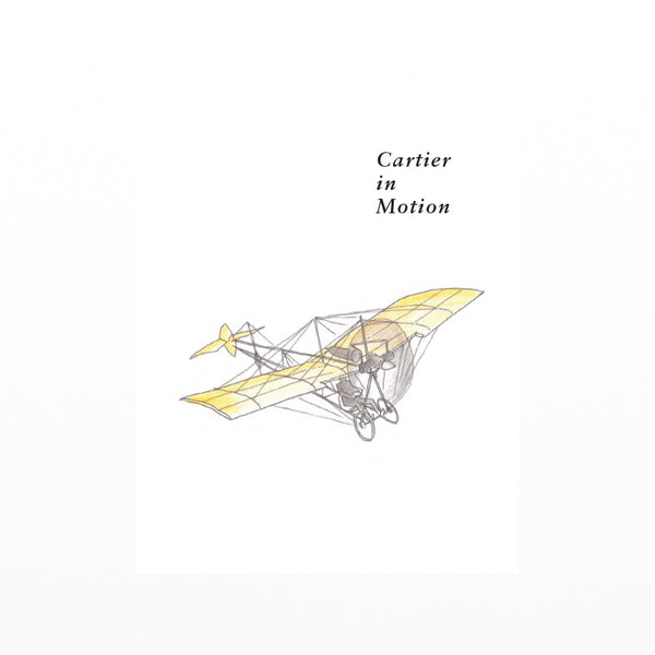 Cartier in Motion catalogue
