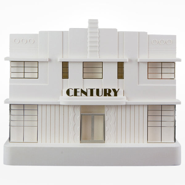Century Hotel Mini Architectural Sculpture