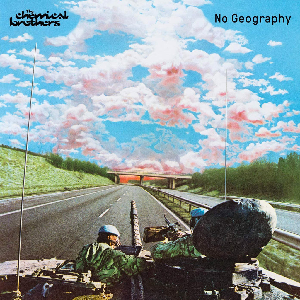 The Chemical Brothers: No Geography (2LP)