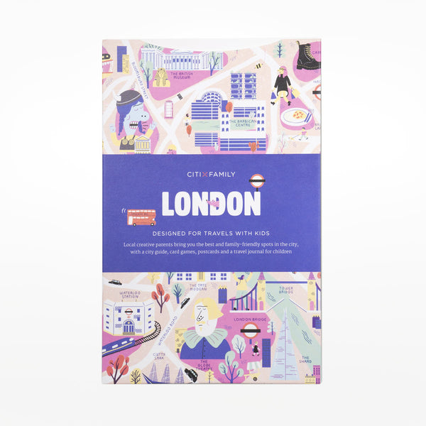 CITIXFamily: London: Travel with Kids Guide