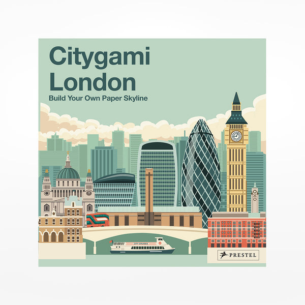 Citygami London: Build Your Own Paper Skyline