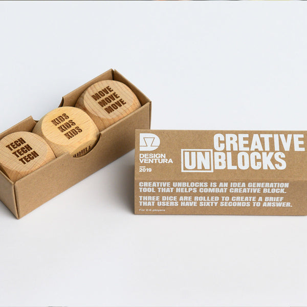 Creative [Un]blocks - Design Ventura 2019 winner