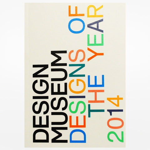 Designs of the Year 2014 catalogue