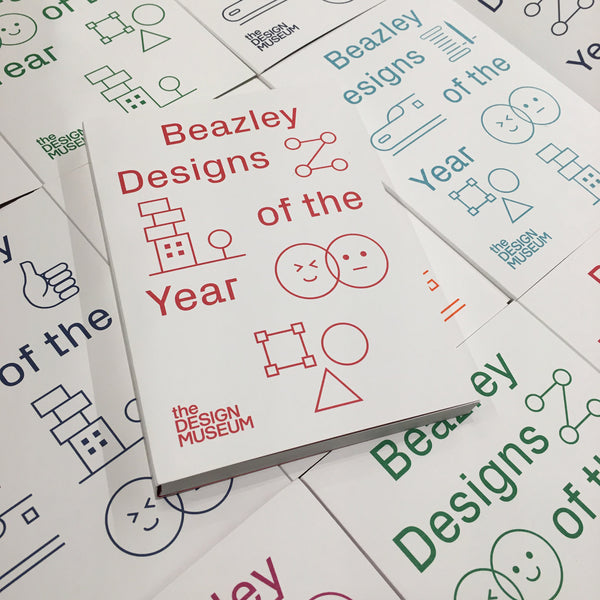 Beazley Designs of the Year 2016 catalogue