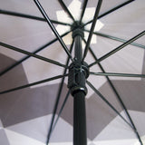Slim Monochrome Print Umbrella