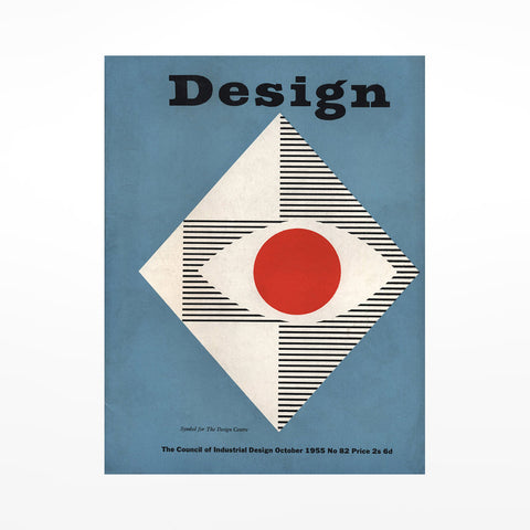 Graphics, October 1955, Design Magazine Print - A2