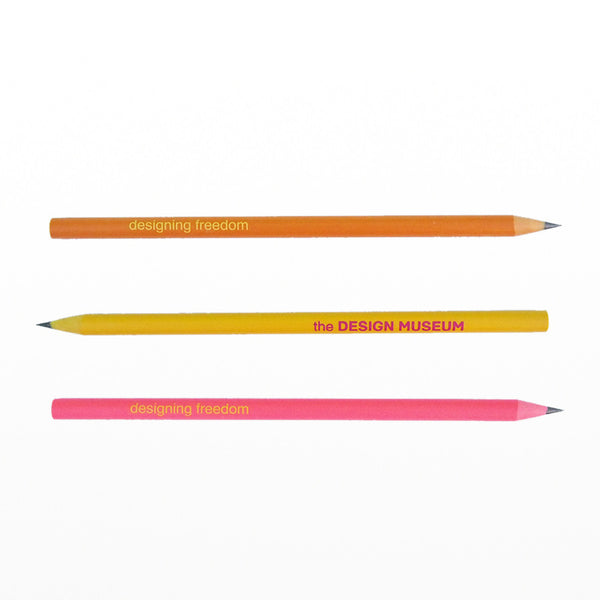 Designing Freedom pencils