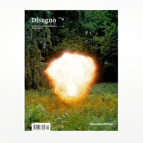 Disegno Magazine: The Quarterly Journal of Design - Issue 25