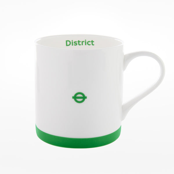 District Line Mug