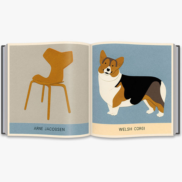 Dogs and Chairs: Designer Pairs