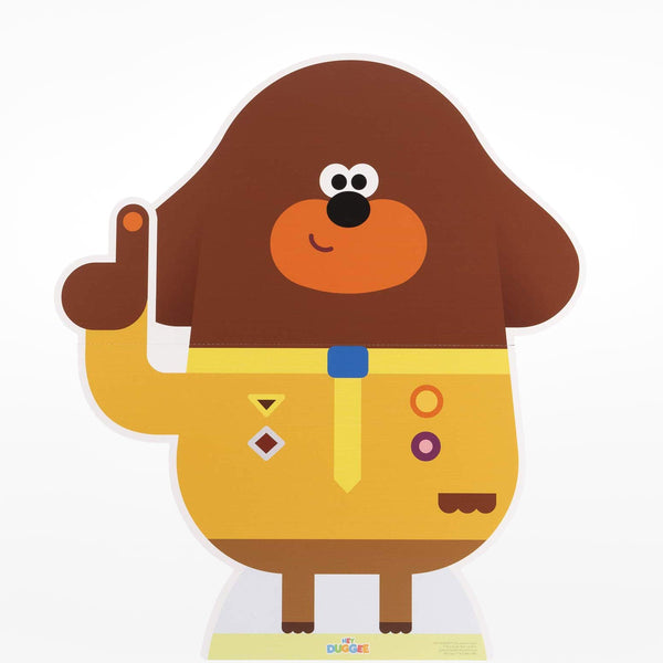 Hey Duggee Giant Cardboard Cutout with Mini Squirrels