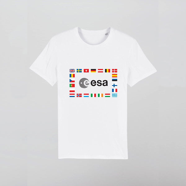 ESA Kids White T-Shirt