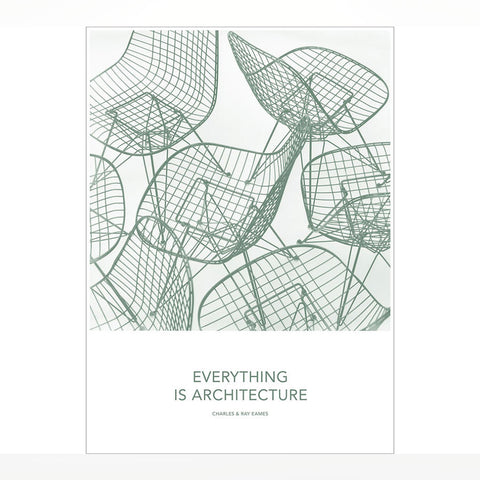 Everything is Archtitecture Poster