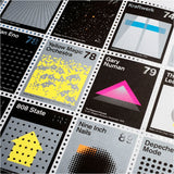 Electronic Album Stamps Print