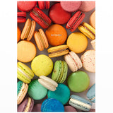 Encyclopaedia of Rainbows Notebook Collection - macarons