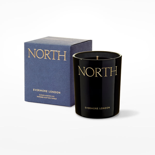 Evermore London Candle - north