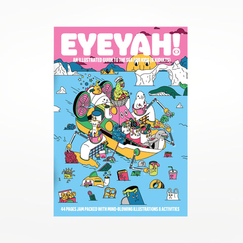 EyeYah! Children's Magazine